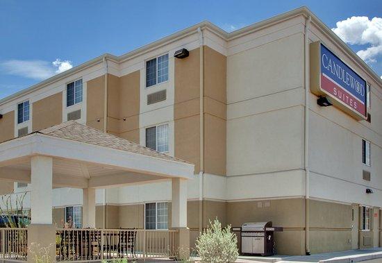 Nogales, AZ: Gazebo Grill Area