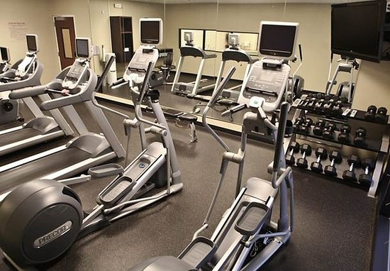 Logan, UT: Fitness Center