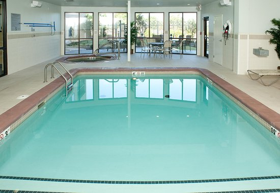Norman, OK: Indoor Pool