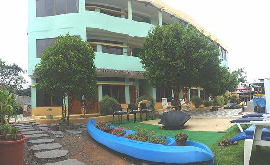 Puerto Baquerizo Moreno, Ecuador: Jardin