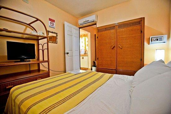 Esterillos Oeste, Costa Rica: The bedroom