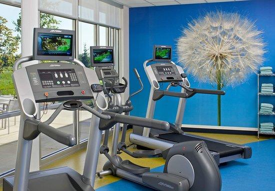 Saginaw, MI : Fitness Center