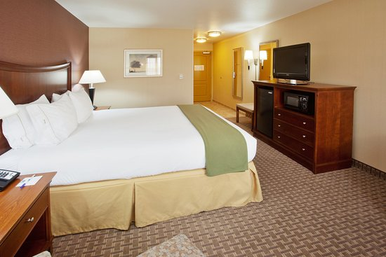 Holiday Inn Express Willows: King Bed Guest Room