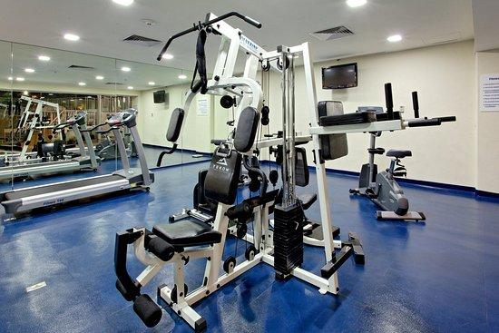 Holiday Inn Express Guadalajara Expo: Gym