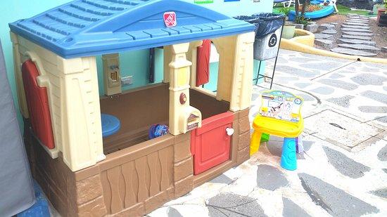 Puerto Baquerizo Moreno, Ecuador: juguetes