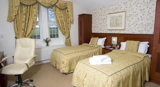 Workington, UK: Classic twin room