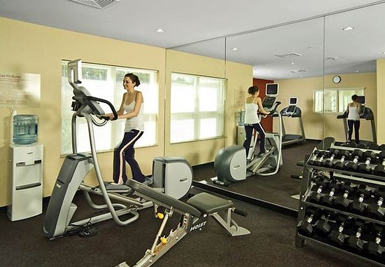 TownePlace Suites Laconia Gilford: Exercise Room