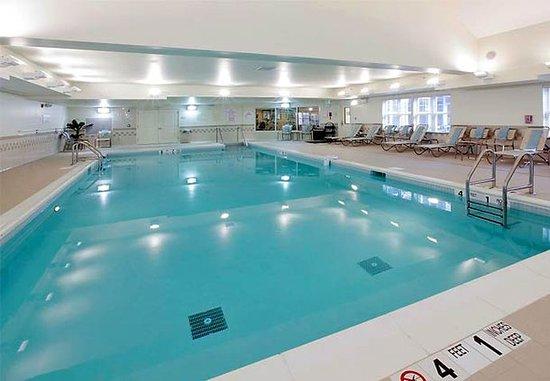 Yonkers, Nowy Jork: Indoor Pool