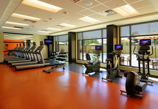 Courtyard San Jose Campbell: Fitness Center