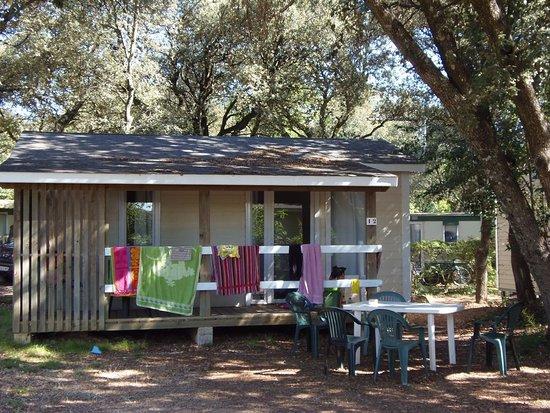 Herault, France: Chalet Camping Domaine de Gajan