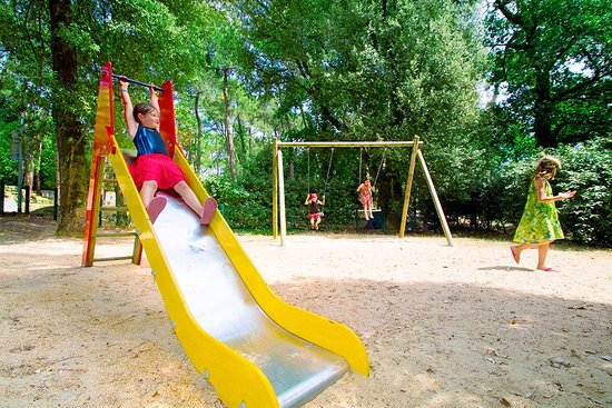 Camping Le Bois d'Amour Campground Reviews& Price Comparison (France La Baule Escoublac  # Camping Le Bois D Amour