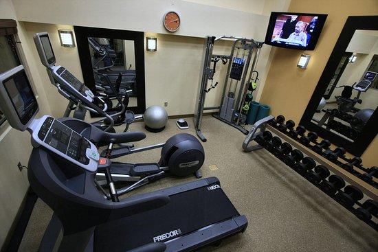 Fitness Center Picture of Hilton Garden Inn Washington DC