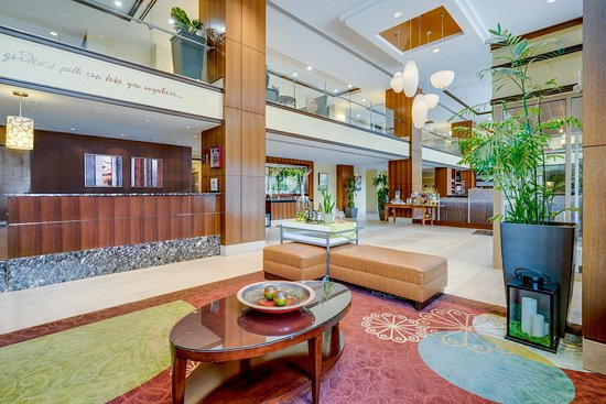Bethesda, MD: Front Desk-Lobby