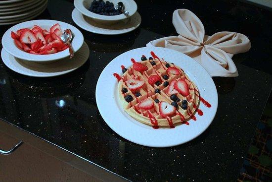 Bethesda, MD: Breakfast Buffet Options