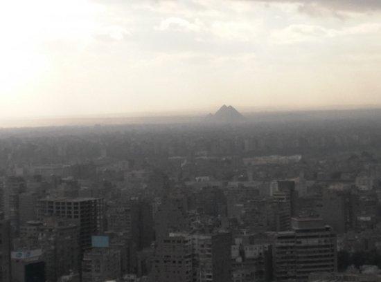 Fernsehturm Kairo: Pyramiden von Gizeh