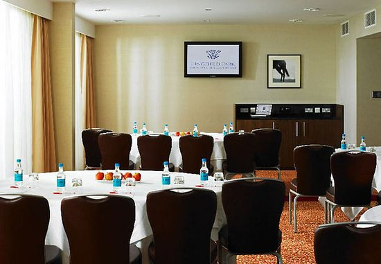 Lingfield, UK: Chartwell Suite