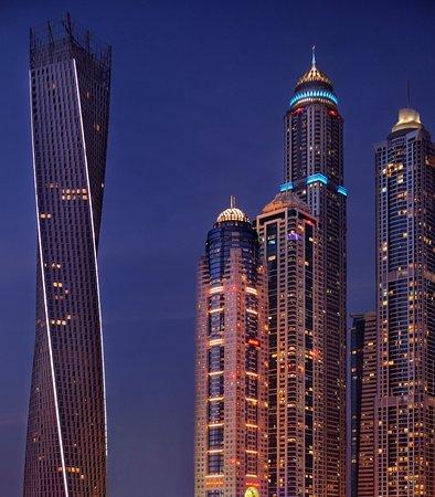Dubai Marriott Harbour Hotel & Suites: Exterior