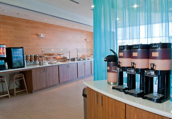 Seabrook, تكساس: Breakfast Bar