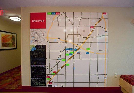 DeSoto, تكساس: TowneMap