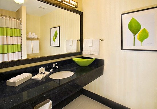 Albany, GA: Suite Vanity