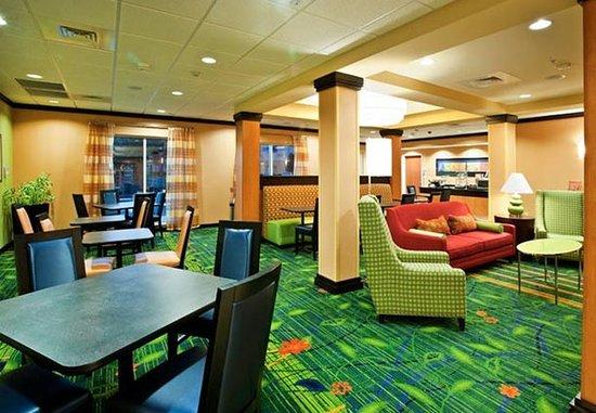 Albany, GA: Breakfast Dining Area