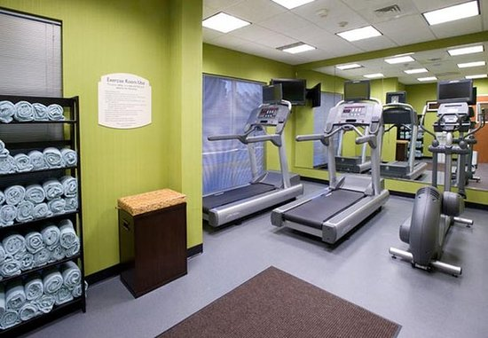 Albany, Georgien: Fitness Center