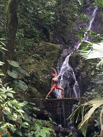 Parrita, Costa Rica: waterfalls