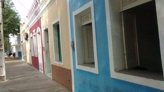 Cabrobo, PE: casas
