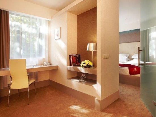 City Park Hotel: Superior Suite