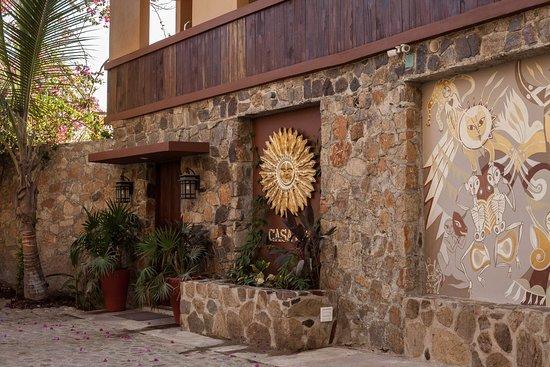 Casa Sol Zipolite: Facade