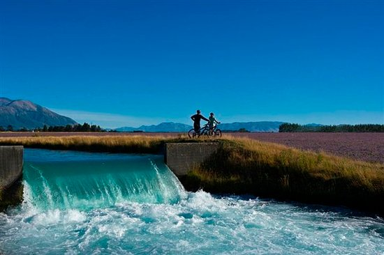 Ashburton, Nya Zeeland: Rangitata Diversion Race