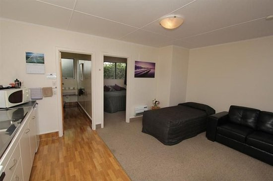 Ashburton, Nya Zeeland: One Bedroom Motel