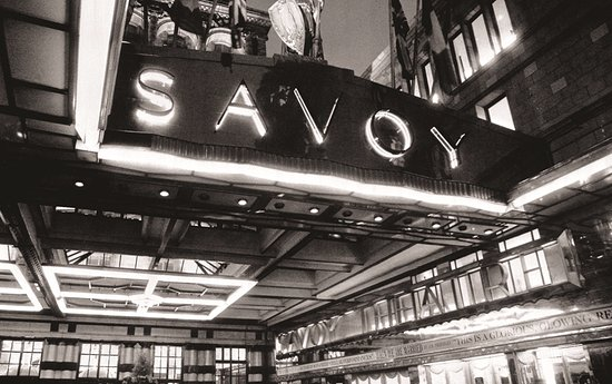 The Savoy Grill : Savoy Grill Exterior