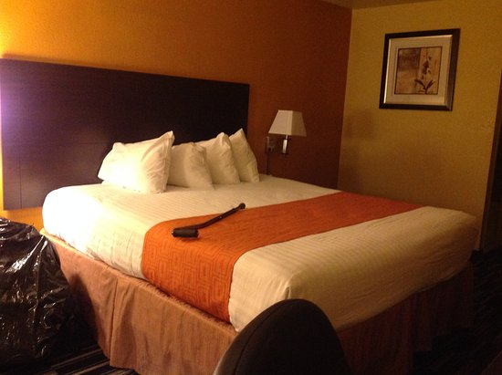 Ceres, CA: Comfortable, clean bed linen