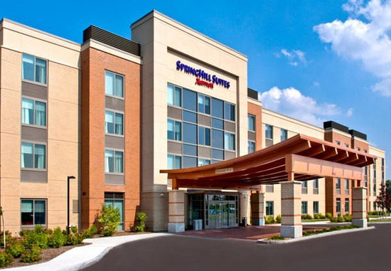 SpringHill Suites Syracuse Carrier Circle