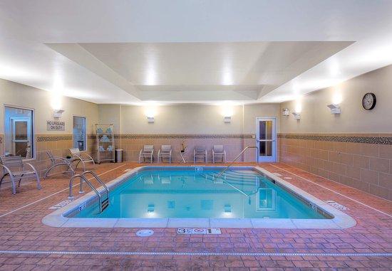Keene, NH: Indoor Pool