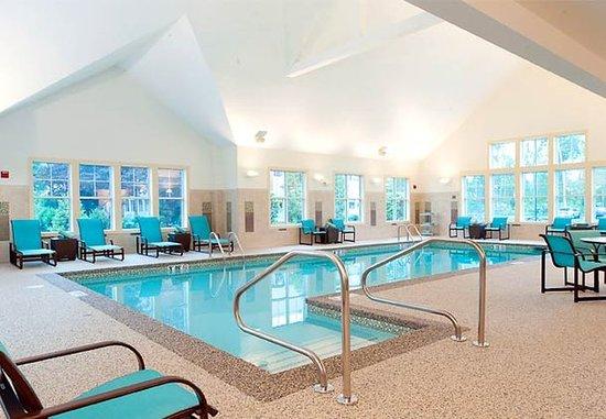 Concord, Nueva Hampshire: Indoor Pool