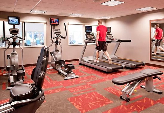 Concord, Nueva Hampshire: Exercise Room