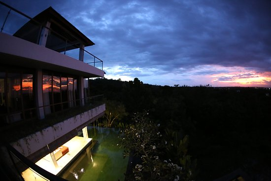 Bali Jiwa Villa: Nice view