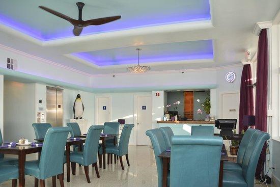Penguin Hotel : Restaurant