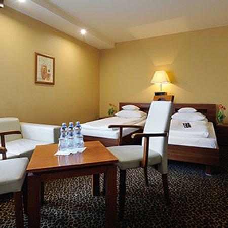 Siemianowice Slaskie, Polonia: Vac Triple Comfort Room