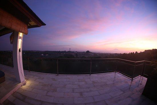 Bali Jiwa Villa: Sunrise