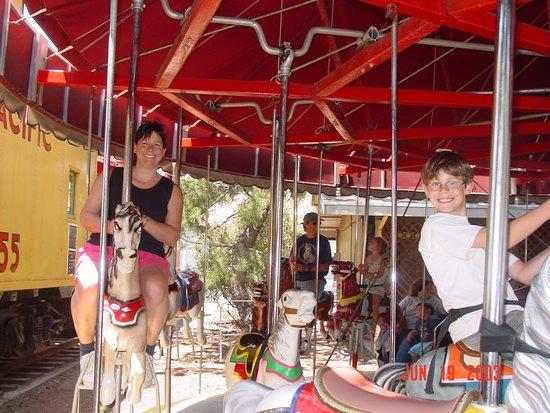 Guerneville, CA: Amusement park in Santa Rosa