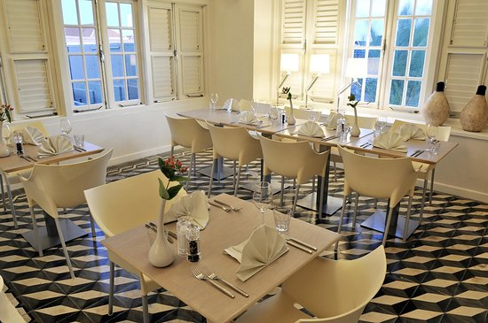 Boutique Hotel 't Klooster: Grand Cafe Augustinus