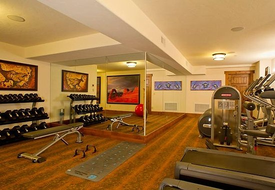 De Beque, CO: Homestead Fitness Center