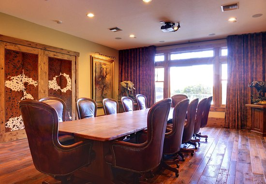 Kessler Canyon, Autograph Collection : Safari Boardroom