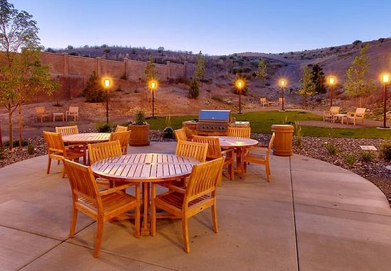 Elko, NV: Outdoor Patio