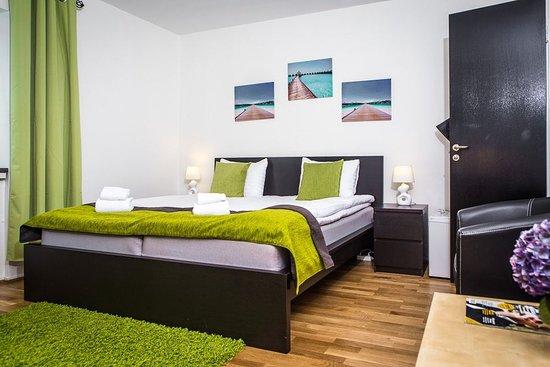 Boras, Sweden: Superior Double room