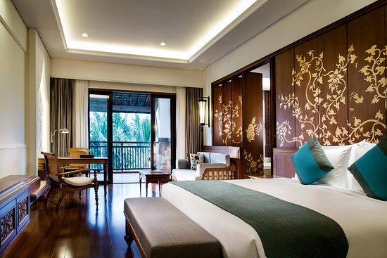 Jinghong, China: Club InterContinental Room