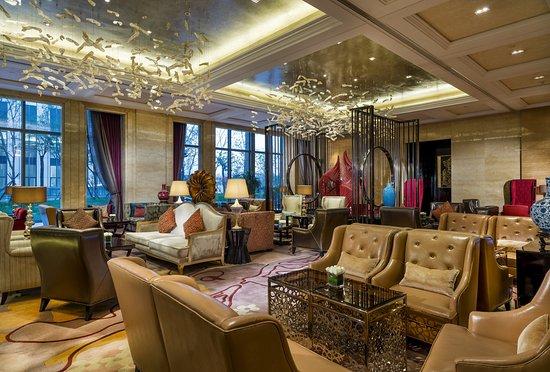 Shijiazhuang, China: Lobby Bar